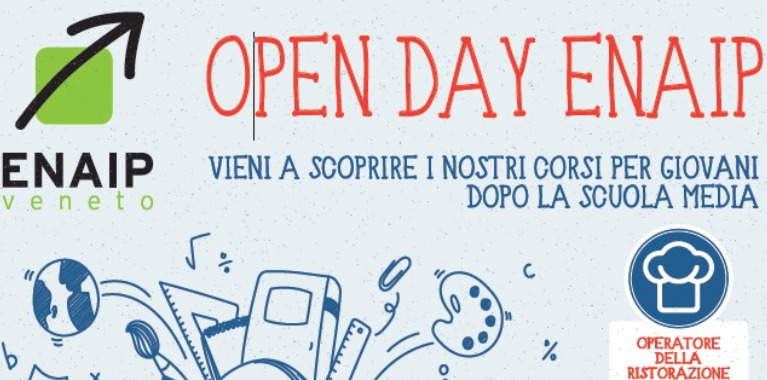 OPEN DAY ENAIP